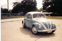 60 VW Bug