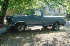 85 Ford F250